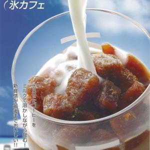 冷凍食品 業務用 氷カフェ コーヒー 60g×20袋入 ジェラート シャーベット 洋菓子