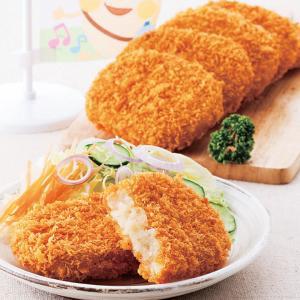 冷凍食品 業務用 むかしのコロッケ 60g×10個 塩コショウ味 コロッケ 洋食 肉料理|syokusai-netcom