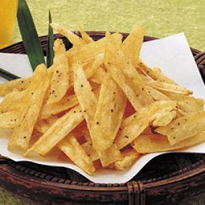 冷凍食品 業務用 カリッとごぼうチップス 500g 一品 揚物 スナック ごぼうチップス 洋食|syokusai-netcom