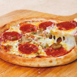 冷凍食品 業務用 ナポリ風 ミックスピザ 1個Φ約190mm ぴざ 居酒屋 ピザ 洋食|syokusai-netcom