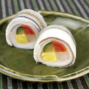 冷凍食品 業務用 さよりの京風巻 約190g    お弁当 一品 惣菜 お通し 割烹 料亭 さより 京風巻 割烹|syokusai-netcom