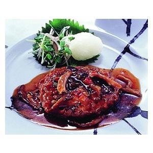 冷凍食品 業務用 和風ソースDEハンバーグ 180g    お弁当 照焼ソース ハンバーグ 和風 肉料理 syokusai-netcom