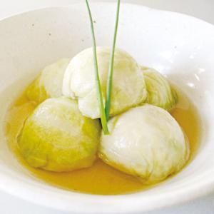 冷凍食品 業務用 キャベツボール 25g×30個入 煮物 にもの 和食 日本料理 お惣菜 和食 ごま ゴマ 胡麻|syokusai-netcom