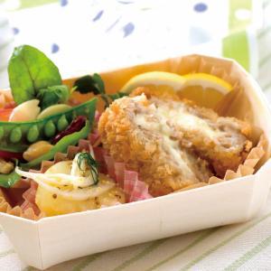 冷凍食品 業務用 ソース de メンチカツ チーズ 75gx10個    お弁当 弁当 コロッケ カツ フライ 洋食 ビール|syokusai-netcom