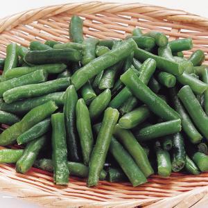 冷凍食品 業務用 冷凍インゲンカット B  500g    お弁当 人気商品 簡単 時短 野菜 やさい 食材