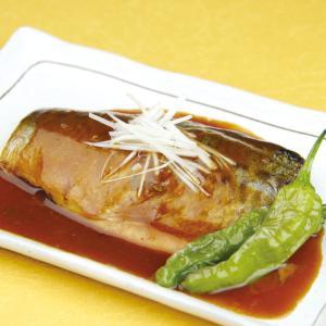グルメ 冷凍食品 業務用 国産 デリカ さば味噌煮 約100g (魚体 約70g+タレ 約30g) ×2切入 12038 弁当 サバ 鯖 みそ煮 魚料理 焼魚 煮魚 シーフード|syokusai-netcom