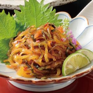冷凍食品 業務用 とらふぐ皮松前和え 500g  販売期間 9-2月 弁当 フグ 河豚 秋食材 和食魚料理 冬一品|syokusai-netcom