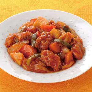 冷凍食品 業務用 酢豚 200g    お弁当 一品 惣菜 魚料理 中華 さかな あんかけ 酢豚 晩ごはん|syokusai-netcom