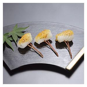 冷凍食品 業務用 いか雲丹かんざし 28串    お弁当 一品 惣菜 お通し 割烹 料亭 いか イカ 烏賊 食材 魚介 シーフード|syokusai-netcom