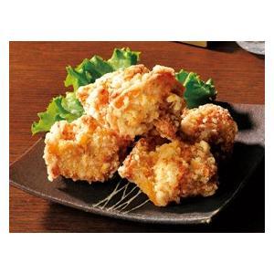 冷凍食品 業務用 粉吹き鶏もも竜田揚げ 1kg(約33個入)    お弁当  唐揚 鶏カラ タッタ揚 からあげ|syokusai-netcom