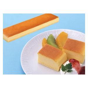 冷凍食品 業務用 フリーカット ケーキ ベークドチーズ 420g    お弁当 バイキング パーティー 洋菓子 ケーキ syokusai-netcom