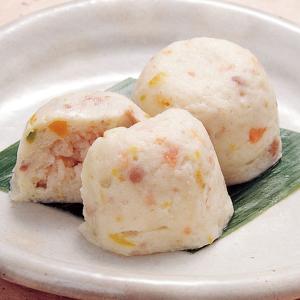 冷凍食品 業務用 長芋饅頭 約55g×14個入 ながいも 割烹 仕出 長芋 割烹|syokusai-netcom