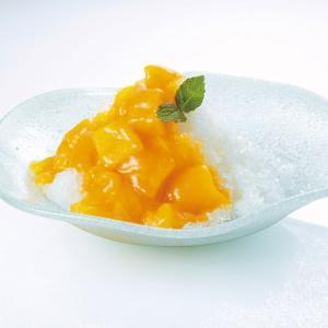 冷凍食品 業務用 ゴロット果実 マンゴーのソース 200g    お弁当 人気商品 かき氷 ジャム ケーキ デザート トッピング フルーツソース|syokusai-netcom