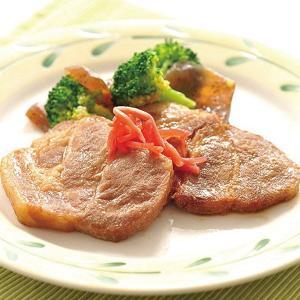 冷凍食品 業務用 楽らく匠味豚肩ロース切身 600g    お弁当 鍋物 煮物 焼物 豚肉 ぶたにく|syokusai-netcom