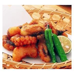 冷凍食品 業務用 たこの唐揚げ 500g    お弁当 カラアゲ からあげ たこ 唐揚げ フライ 魚料理 和食|syokusai-netcom