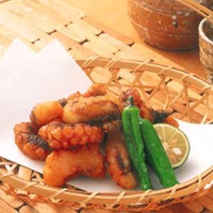 冷凍食品 業務用 たこの唐揚げ 500g    お弁当 カラアゲ からあげ たこ 唐揚げ フライ 魚料理 和食 syokusai-netcom 02
