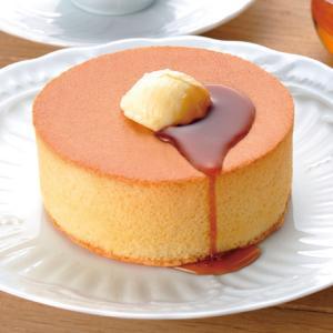冷凍食品 業務用 厚焼き スフレパンケーキ 1個入    お弁当 人気商品 カフェ パンケーキ すふれ