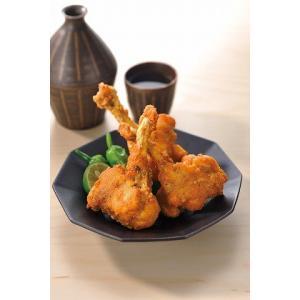 冷凍食品 業務用 手羽元唐揚げ 900g袋    お弁当 ボリューム感 骨付き てばもと からあげ|syokusai-netcom