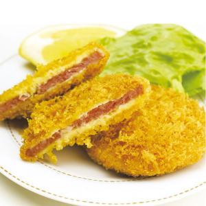 冷凍食品 業務用 ハムカツ 780g 一品 ハムカツ 洋食 肉料理|syokusai-netcom