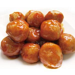 冷凍食品 業務用 YGC肉団子 甘酢あん 1kg    お弁当 一品 飲茶 点心 肉だんご ダンゴ|syokusai-netcom