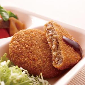 冷凍食品 業務用 CCメンチカツ 1パック800g    お弁当 ジューシー感 ハンバーガー サンドウィッチ カツ めんちかつ|syokusai-netcom
