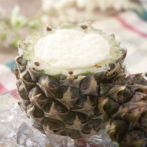 冷凍食品 業務用 パイナップル シャーベット1個 アイスクリーム フルーツ 果物 シャーベット パイン|syokusai-netcom