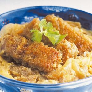 冷凍食品 業務用 カツ丼の具 220g 夜食 レンジ 丼 ドンブリ 保存食|syokusai-netcom