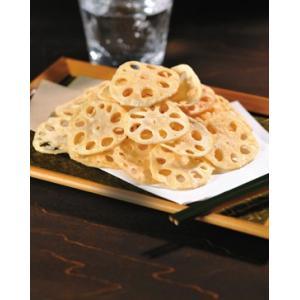 冷凍食品 業務用 味の素)れんこんチップス(ガーリック)500g    お弁当 一品 揚物 スナック 味の素 レンコン チップ|syokusai-netcom