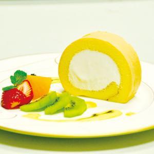 冷凍食品 業務用 Jgスフレロール 375g 5切 ロールケーキ ケーキ スイーツ|syokusai-netcom