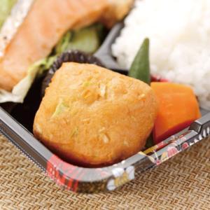 冷凍食品 業務用 絹ごし揚げ タケノコ  20g×50個    お弁当 角揚 一品 惣菜 お通し 弁当 和食 揚げ物|syokusai-netcom