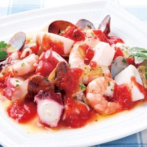 冷凍食品 業務用 冷凍トマトソース 1kg パスタ スープ あらごしタイプ 洋風調味料 とまと|syokusai-netcom