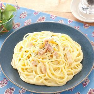 冷凍食品 業務用 カルボナーラ 160g    お弁当 軽食 朝食 バイキング 簡単 温めるだけ 洋食 アラカルト スパゲティ パスタ|syokusai-netcom