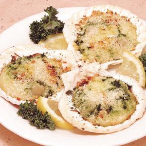 冷凍食品 業務用 ミニ貝柱グラタン 12個入 殻の器 オードブル 洋食 アラカルト ぐらたん syokusai-netcom