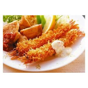 冷凍食品 業務用 有頭海老フライ 250g  5尾      お弁当 えびふらい 洋食揚げ物 エビフライ えび|syokusai-netcom