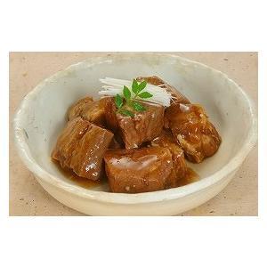 冷凍食品 業務用 牛タンやわらか煮 1kg    お弁当 一口サイズ オードブル 洋食 アラカルト 牛肉|syokusai-netcom