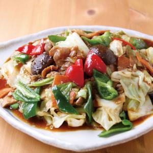 冷凍食品 業務用 回鍋肉セット 630g    お弁当  簡単 調理 中華 エスニック ホイコーロー ホイコウロウ|syokusai-netcom