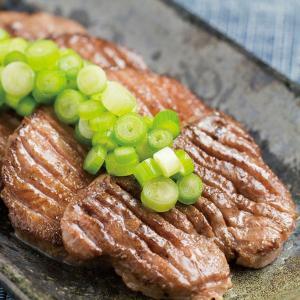 冷凍食品 業務用 厚切り牛タン 軟化処理  500g    お弁当 両面にスリット入り 焼肉 ステー...