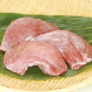 冷凍食品 業務用 バチ鮪ほほ肉 1kg    お弁当 素焼き 塩焼き 煮物 自然素材 魚 まぐろ|syokusai-netcom