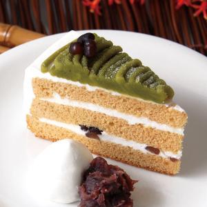 冷凍食品 業務用 抹茶ときな粉のケーキ 約40g×12個 洋菓子 ケーキ まっちゃ|syokusai-netcom