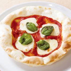 冷凍食品 業務用 ミラノ風半なま超薄クラスト 575g  5枚入      お弁当 ぴざ 居酒屋 パーティ 洋食 スナック ピザ|syokusai-netcom