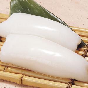 冷凍食品 業務用 ムキ甲イカ 加熱用 NET600g 5〜7本入 中華 炒め物 焼物 イカ いか 魚|syokusai-netcom