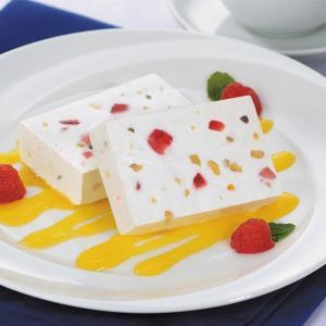 冷凍食品 業務用 シチリア風アイスチーズケーキ 390g    お弁当 アイスケーキ アイスクリーム 洋菓子 スイーツ パーティー アイス デザート|syokusai-netcom