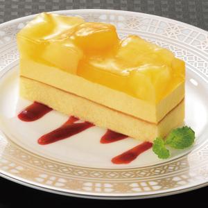 冷凍食品 業務用 フリーカットケーキ パイン&マンゴー 495g    お弁当 パイナップル 芒果 ケーキ 洋菓子 パイン マンゴー デザート|syokusai-netcom