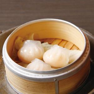 冷凍食品 業務用 友盛貿易)皇家 蒸しエビ餃子 500g(25個)    お弁当 一品 飲茶 点心 ぎょうざ ギョーザ|syokusai-netcom