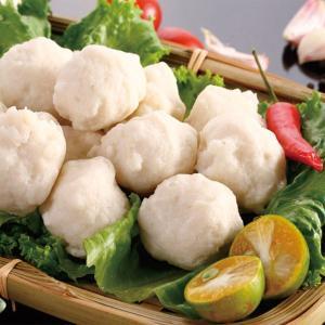 冷凍食品 業務用 いかだんご 450g  弁当 イカ 烏賊 団子 鍋 揚物 蒸し|syokusai-netcom