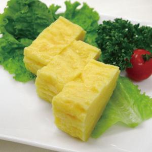 冷凍食品 業務用 おいしいやわらか厚焼きたまご265g×2本    お弁当 弁当 タマゴ 和食 惣菜 一品 卵|syokusai-netcom