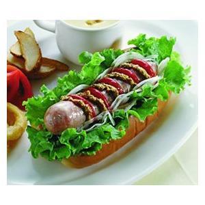 冷凍食品 業務用 ジャイアントBOO 2kg    お弁当 ジャンボソーセージ ソーセージ ウインナー 洋食|syokusai-netcom