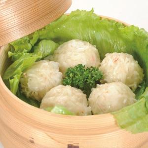 冷凍食品 業務用 かにみそ入り蟹しゅうまい 600g  30個入    お弁当 中華料理 惣菜 一品 飲茶 点心 シューマイ シュウマイ 焼売|syokusai-netcom