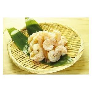 冷凍食品 業務用 ブランチバナメイむきえびIQF 1kg (2L 26/30)    お弁当 中華料理 炒め物 サラダ 自然素材 魚介類 エビ|syokusai-netcom