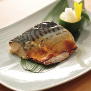 グルメ 冷凍食品 業務用 楽らく調味 骨なし さば (生) みりん漬焼285g (5枚入) 17814 弁当 焼魚 サバ 鯖 魚料理 和食|syokusai-netcom